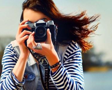 Aula para a Fotografia Perfeita: Composição Fotográfica Nível I | Luz do Deserto