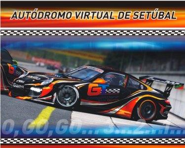 Experiência GT! Bata Todos os Recordes no Autódromo Virtual de Setúbal