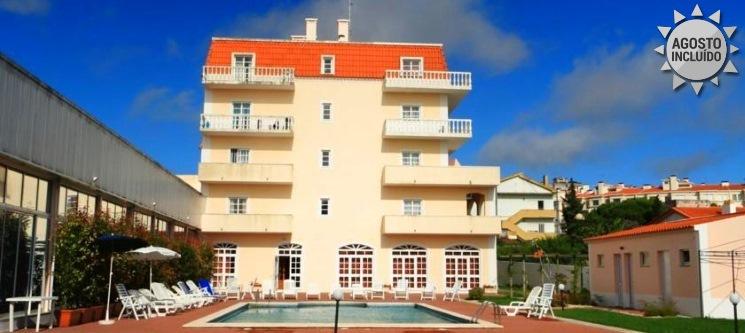 Verão na Costa de Prata! Caldas Internacional Hotel - 1 a 7 Noites c/ Opção Meia Pensão