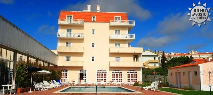 Verão na Costa de Prata! Caldas International Hotel - 1 a 7 Noites c/ Opção Meia Pensão