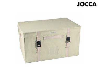 Conjunto de 2 Caixas p/ Arrumação Jocca® | Branco