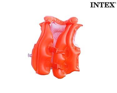 Colete Insuflável Intex® Salva-Vidas p/ Crianças
