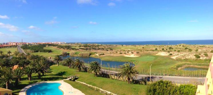MH Atlântico Golfe Hotel 4* | Peniche - 1 a 4 Noites com Spa