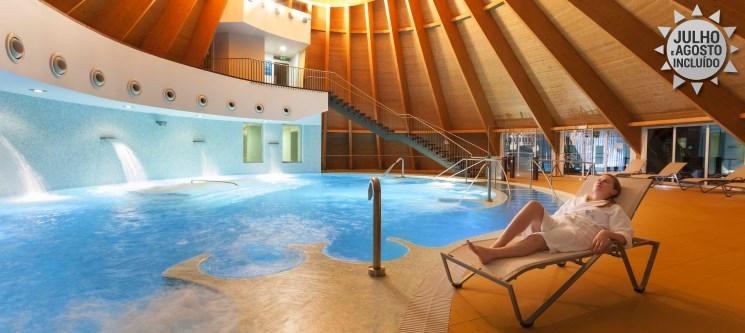 2 a 7 Noites com SPA & Opção Meia Pensão | Verão no Cró Hotel & Termas SPA
