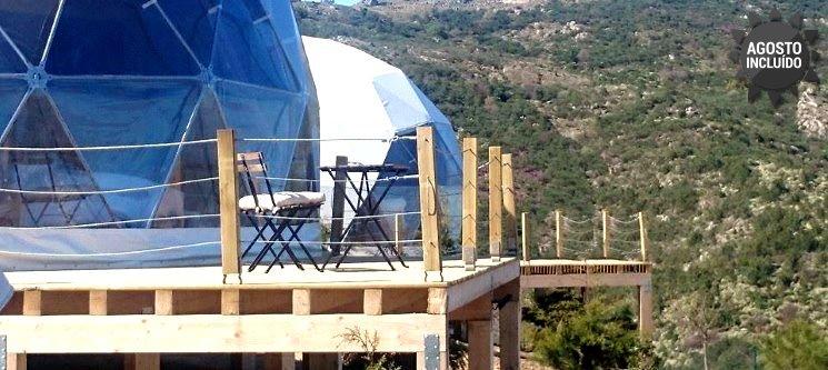 Noite em Domo de Luxo! Visite a Serra da Estrela c/ Vista Montanha