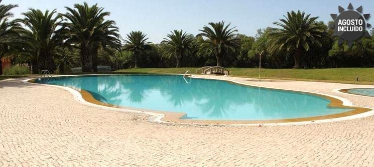 1 a 4 Noites com SPA em Villa T1 | MH Villas do Lago em Peniche!
