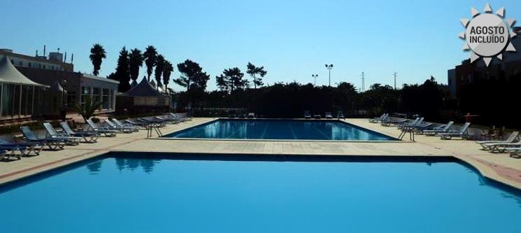 Aparthotel Jardins da Ria 4*   3 a 5 Nts em T0 até T2 c/ Opção Meia-Pensão   Aveiro