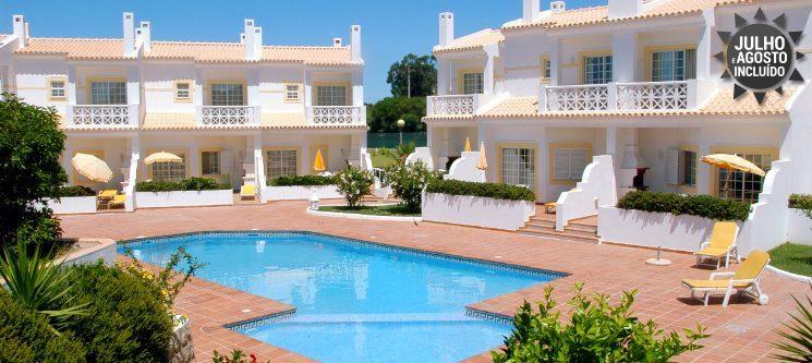 Férias c/ Praia é no Algarve! Quinta da Balaia - 1 a 7 Noites em Apartamento