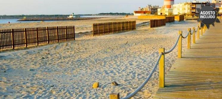 2 a 7 Noites em Apartamento T1 | Parque de Campismo da Praia da Barra