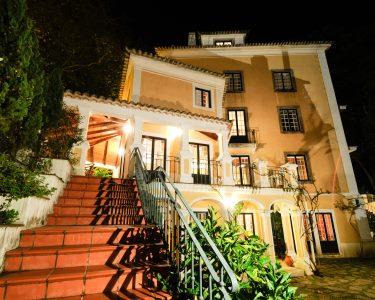 Lawrence's Hotel 5* | Vila de Sintra - Noite de Romance