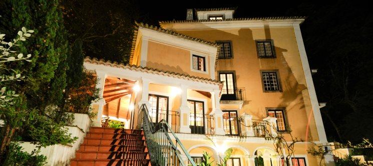 Lawrences Hotel 5* | Vila da Sintra - Noite de Romance