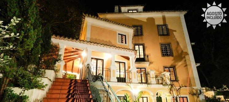 Lawrences Hotel 5* | Noite de Romance na Vila da Sintra