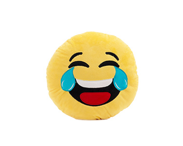 Almofada Emoji Gargalhada