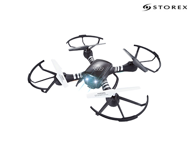 Drone Indfly Camera WIFI Rotação 360º | Suporte Smartphone