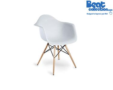 Cadeira Tower Arms Branco