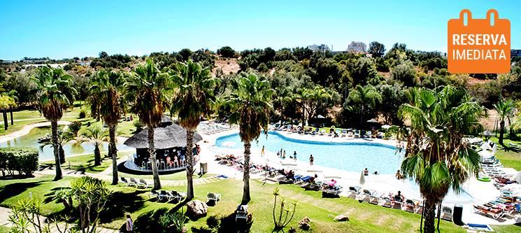 Verão no Algarve c/ Tudo Incluído | Yellow Alvor Garden 4*