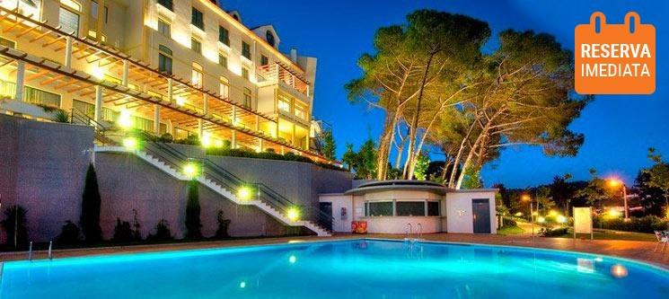 Tulip Inn Estarreja Hotel & Spa 4* | Noite Romântica c/ Opção Meia-Pensão em Aveiro