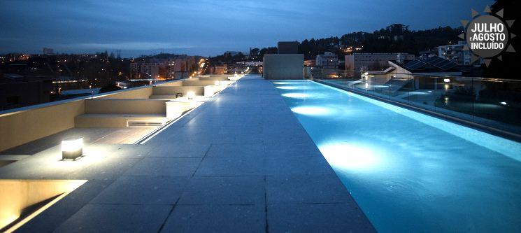 Santa Luzia Arthotel 4*   1 a 3 Noites de Romance c/ SPA em Guimarães