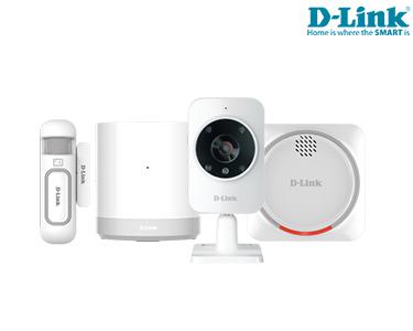 KIT de Segurança t D-Link®   Smart Home DCH-107KT