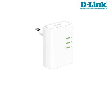 Kit D-Link® WI-FI | Adaptador Rede Elétrica