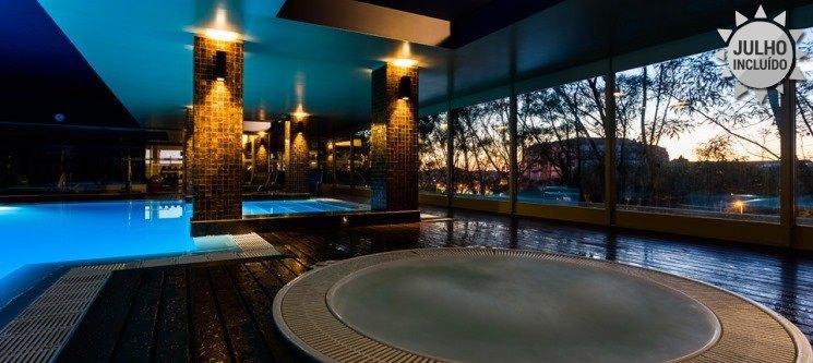1 a 5 Noites Românticas com Circuito Termal | Santana Hotel & SPA 4*