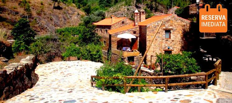 Casa da Nascente | Casas de Xisto & Praia Fluvial no Centro de Portugal