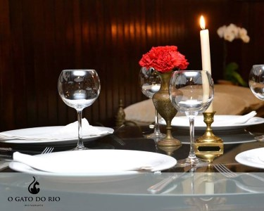 Romance & Tradição no Gato do Rio | Jantar para Dois | Braga