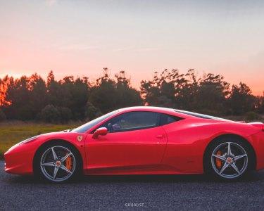 Fim-de-Semana c/ Ferrari 458 Itália | Luxo e Emoção