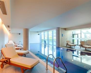 Love & Wellness no El Spa Hotel Tryp Lisboa! Circuito Águas c/ Opção Massagem