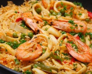 Delicioso Menu do Mar c/ Vinho para Dois | Restaurante Mamma Mia