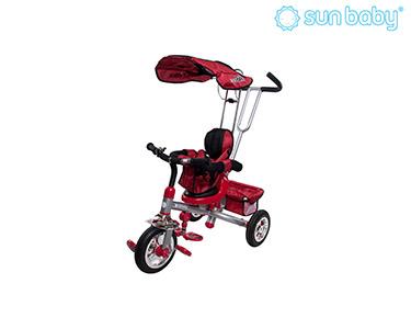 Triciclo Super Trike Sobre Rodas Pneumáticas