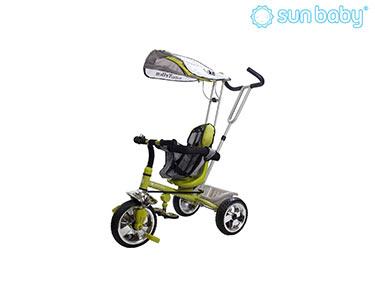 Triciclo Controlado Super Trike | Verde