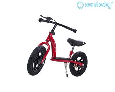 Bicicleta Scooter c/ Duas Rodas | Vermelho