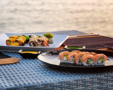 O Melhor do Verão: Sushi para Dois c/ Vista Mar em Sesimbra | Portofino