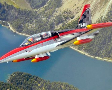 Experiência de Voo Acrobático em Jacto de Combate L-39 Albatros | Sarrebruck