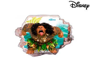Vinil de Parede 3D Disney | Maui