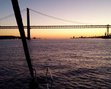 Apaixonante! Sunset em Veleiro no Tejo a Dois | Pypas Cruises