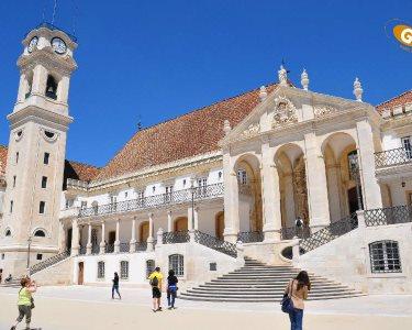 Passeio Pedestre por Coimbra a Dois | 3 Horas - Património Mundial da Humanidade