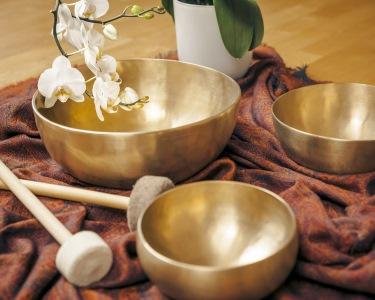 Equilibre os Chakras: Terapia de Som c/ Taças Tibetanas   1 Hora   Lisboa