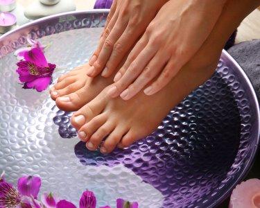 Elimine Toxinas em 5 Sessões Ionic Detox Foot Spa | Almada