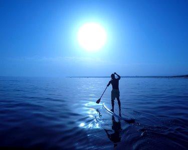 Stand Up Paddle com Opção de Passeio | 1 ou 2 Pessoas em Albufeira