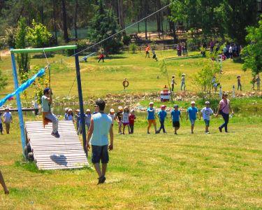 A Vida do Campo! Parque Rural Tambor | Entrada de Criança ou Adulto - Aveiras de Cima