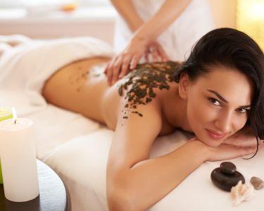 Massagem Relax com Esfoliação e Envolvimento Algas | SenseMed - Restelo
