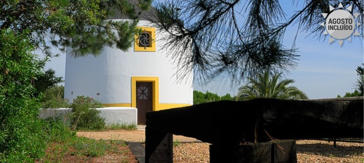 Moinho da Senta | Rio Maior - 2, 3 ou 5 Noites de Verão num Moinho de Luxo