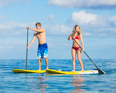 Stand Up Paddle em Peniche! Aluguer de 1 Hora | 1 ou 2 Pessoas