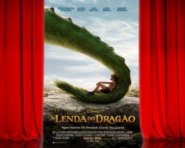 Magia Disney®! «A Lenda do Dragão» | Bilhete + Pipocas | 6 Locais