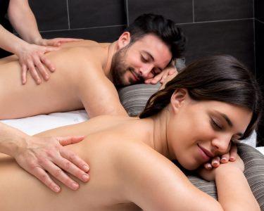 Ritual Sweet Apple: Massagem + Aromaterapia + Circuito | 2 Pessoas | Cascais ou Estoril