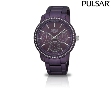 Relógio Pulsar® Attitude | PP6041X1