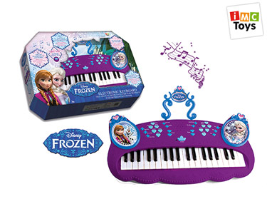 Piano Eletrónico Frozen