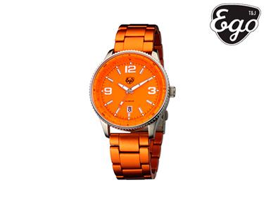 Relógio Ego® | Unissexo Liberty Orange
